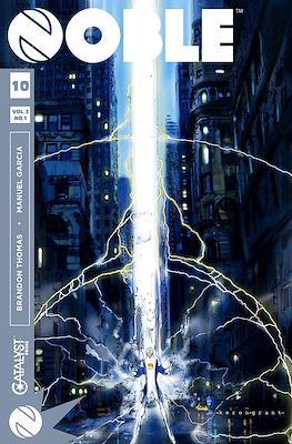 Noble (Comic book) #10