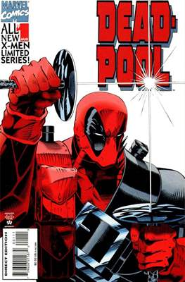 Deadpool (1994) (Comic Book) #1