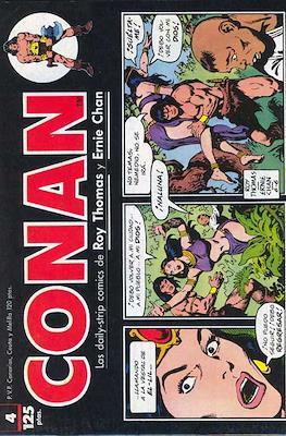 Conan. Los daily-strip comics (1989) (Grapa 48 pp) #4