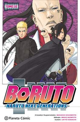 Boruto: Naruto Next Generations #10