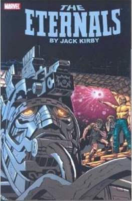 The Eternals (Softcover) #1