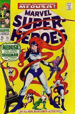 Marvel Super-Heroes (Grapa) #15