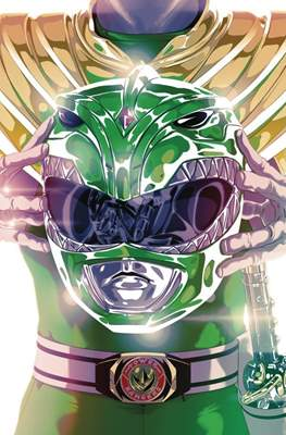 Mighty Morphin Power Rangers (Variant Cover) #49.2
