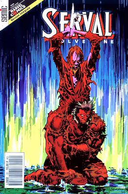 Serval / Wolverine Vol. 1 (Agrafé) #22