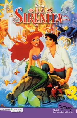 Disney: todos los cuentos clásicos - Biblioteca infantil el Mundo #5