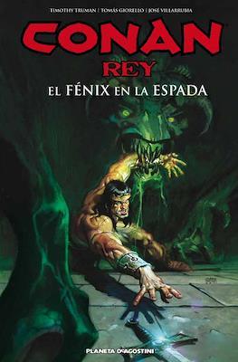 Conan Rey. El Fénix en la espada