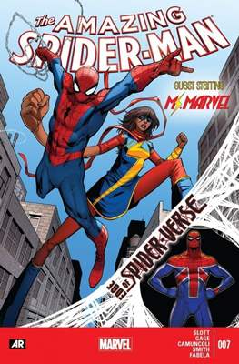 The Amazing Spider-Man Vol. 3 (2014-2015) (Comic Book) #7