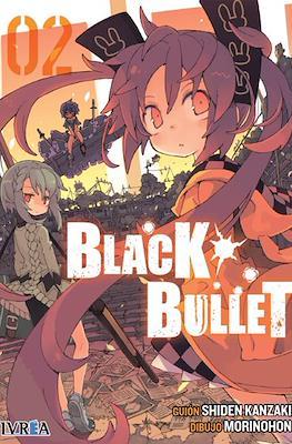 Black Bullet (Rústica con sobrecubierta) #2