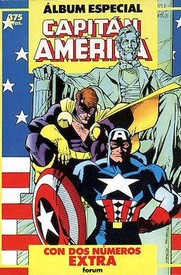 Capitán América. (1985-1992), especiales