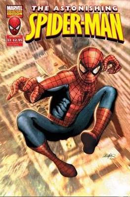 The Astonishing Spider-Man Vol. 3 (Comic Book) #33