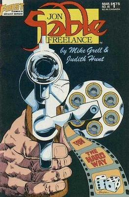 Jon Sable, Freelance #45