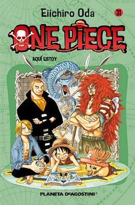 One Piece (Rústica con sobrecubierta) #31
