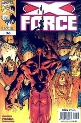 X-Force Vol. 2 (1996-2000) (Grapa 24 pp) #36