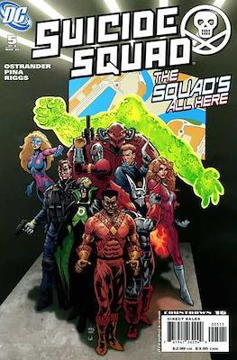Suicide Squad Vol. 3 (2007) Grapa #5