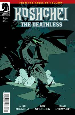 Koshchei the Deathless (Comic-book) #2