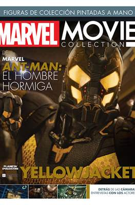 Marvel Movie Collection (Grapa) #22