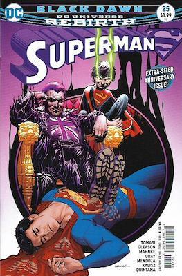 Superman Vol. 4 (2016-2018) (Comic Book) #25