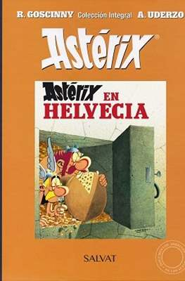 Astérix - Colección Integral (Cartoné, color) #16