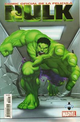 Hulk: Cómic oficial de la película