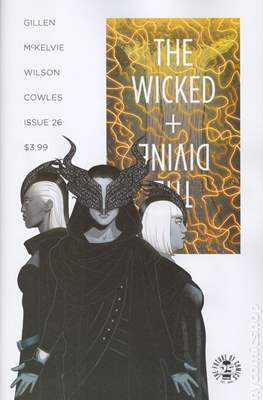 The Wicked + The Divine (Comic Book) #26