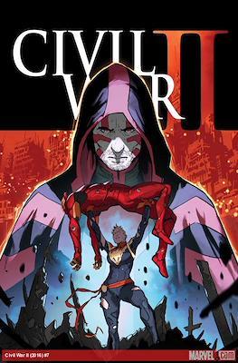 Civil War II (Comic-book) #7