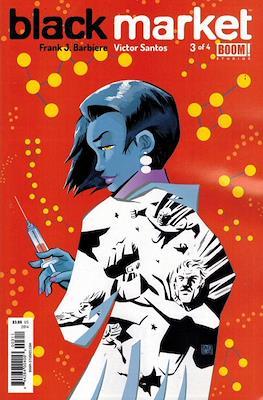 Black Market (Comic Book) #3
