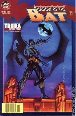 Batman: Shadow of the Bat. Variant Covers (Comic-book) #35.1