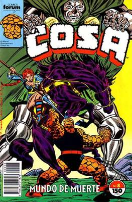 La Cosa (1989-1990) #8