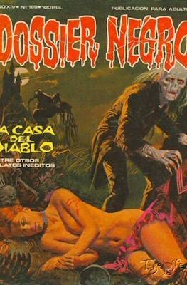 Dossier Negro (Rústica y grapa [1968 - 1988]) #169