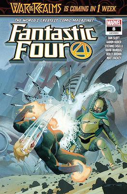 Fantastic Four Vol. 6 (2018-...) #8