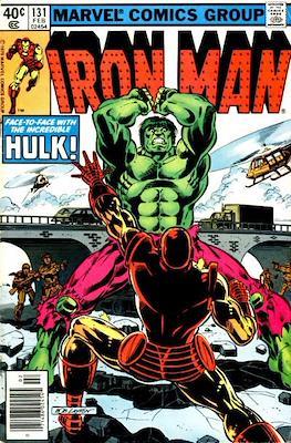 Iron Man Vol. 1 (1968-1996) (Comic book) #131