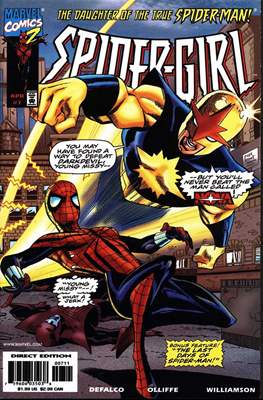 Spider-Girl vol. 1 (1998-2006) (Comic-Book) #7