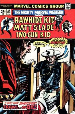 Mighty Marvel Western Vol 1 (Comic-book.) #38