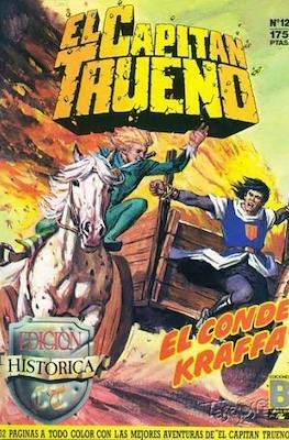 El Capitán Trueno. Edición Histórica (Grapa, 36 páginas) #12