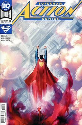 Action Comics Vol. 1 (1938-2011; 2016-) (Comic Book) #1012