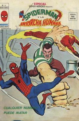 Especial Super Héroes (1979-1980) (Grapa) #14