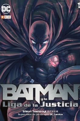 Batman y la Liga de la Justicia (Rústica con sobrecubierta 192 pp) #1