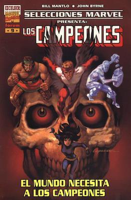 Selecciones Marvel (1999-2002) (Rústica. 17x26. 80-144 páginas. Color) #9