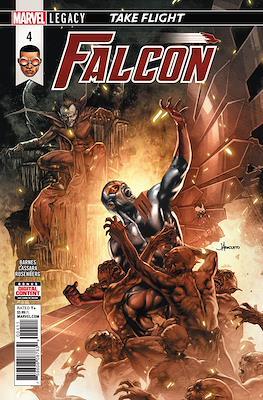 Falcon (Vol. 2 2017- ) (Grapa) #4