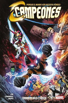 Campeones (2019-) 100% Marvel #2