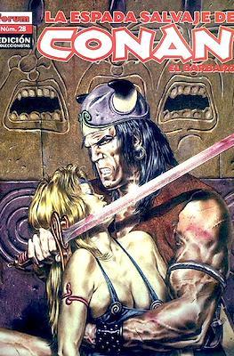 La Espada Salvaje de Conan el Bárbaro. Edición coleccionistas (Rústica 64 pp) #28