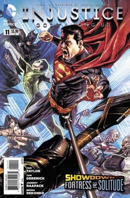 Injustice: Gods Among Us (Cómic-Book) #11