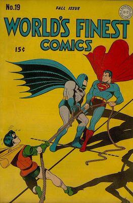 World's Finest Comics (1941-1986) (Comic Book) #19