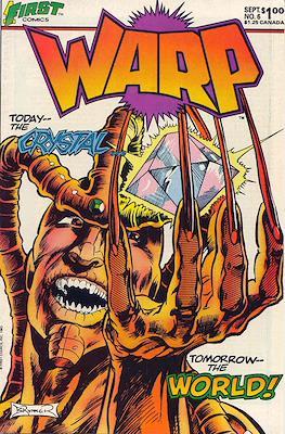 Warp (Comic Book) #6