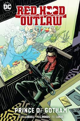 Red Hood and the Outlaws Vol. 2 (Softcover) #6