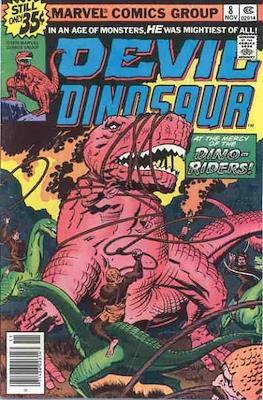 Devil Dinosaur (Comic Book. 1978) #8