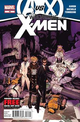 Wolverine and the X-Men Vol. 1 (Comic-Book) #16