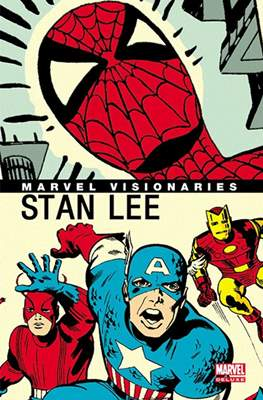 Marvel Visionaries: Stan Lee - Marvel Deluxe