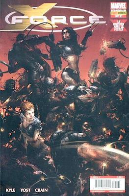X-Force Vol. 3 (2008-2011) (Grapa, 24-48 pp) #2