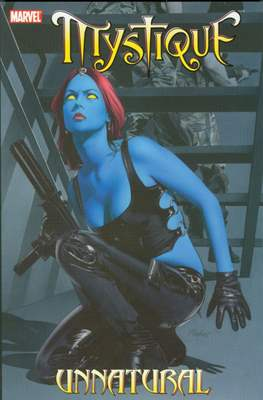 Mystique (Softcover 120-168 pp) #3